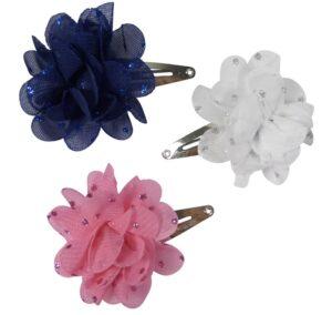 bloemen haarclipjes 2